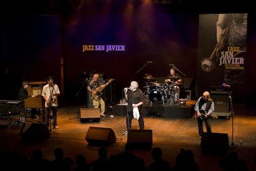 Concierto: Pink Turtle y Chris Farlowe, agradable sorpresa en el cierre de la edición 2011 de Jazz San Javier   Fotografía