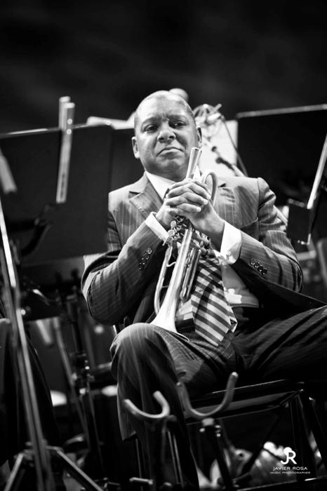 WMarsalis2 JAVIERROSA03   Galería: Wynton Marsalis & The Jazz at Lincoln Centre Orchestra   Fotografía