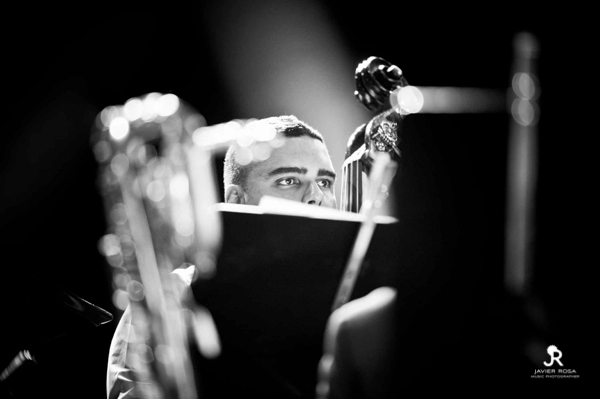 WMarsalis JAVIERROSA04   Galería: Wynton Marsalis & The Jazz at Lincoln Centre Orchestra   Fotografía
