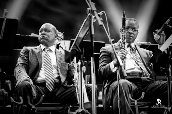 WMarsalis JAVIERROSA06   Galería: Wynton Marsalis & The Jazz at Lincoln Centre Orchestra   Fotografía