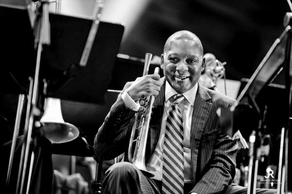 WMarsalis JAVIERROSA08   Galería: Wynton Marsalis & The Jazz at Lincoln Centre Orchestra   Fotografía