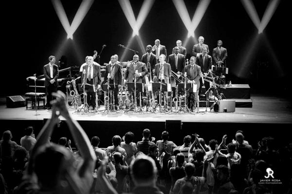 WMarsalis JAVIERROSA11   Galería: Wynton Marsalis & The Jazz at Lincoln Centre Orchestra   Fotografía