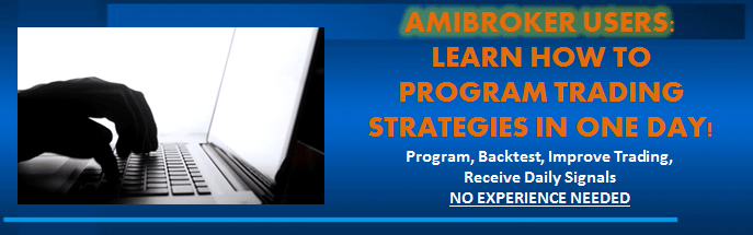 Learn Amibroker Introduction to Amibroker course
