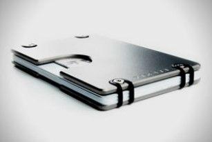 titanium omega wallet fireti