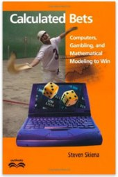Calculated bets book by steve skiena