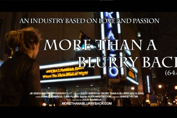 More Than A Blurry Back 64/8 – 3 Min Special Preview