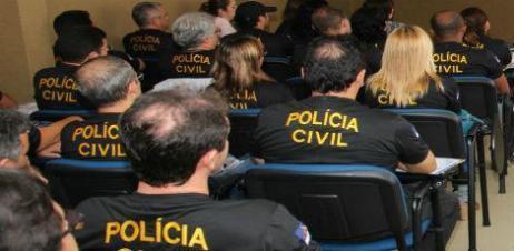No início deste ano a Polícia Civil já havia decretado estado de greve / Foto: JC Imagem