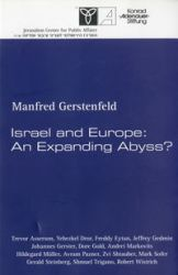 Israel and Europe Cover