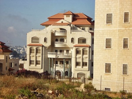 Arab Mansion in Ramallah