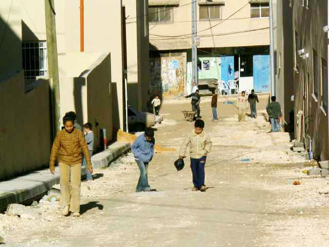 Jenin refugee camp