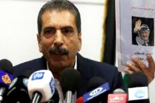 Tawfik Tirawi, a member of Fatah's Central Committee