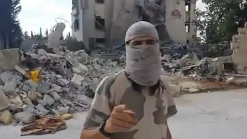 Filmpje NLse jihadist: Sta op tegen de Nederlandse staat/overheid