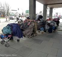 Nieuw fenomeen: daklozenopvang voor hoger opgeleiden