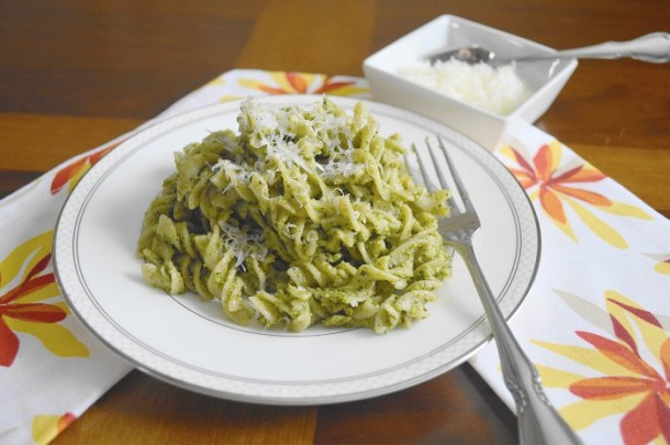 Five Nut Pesto Sauce