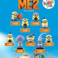 "McDonald's Happy Meal ""Despicable Me 2"" Toys"