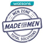 Watsons Men Zone Has Total Solutions for Men