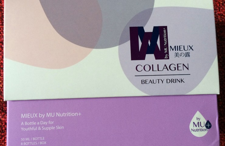 Review: MU MIEUX Collagen from MU Nutrition+ by Mary Chia