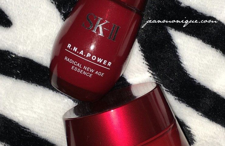 REVIEW: SK-II R.N.A. POWER Radical New Age Essence