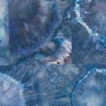 Detail of Snowed In by Jeanne Marklin