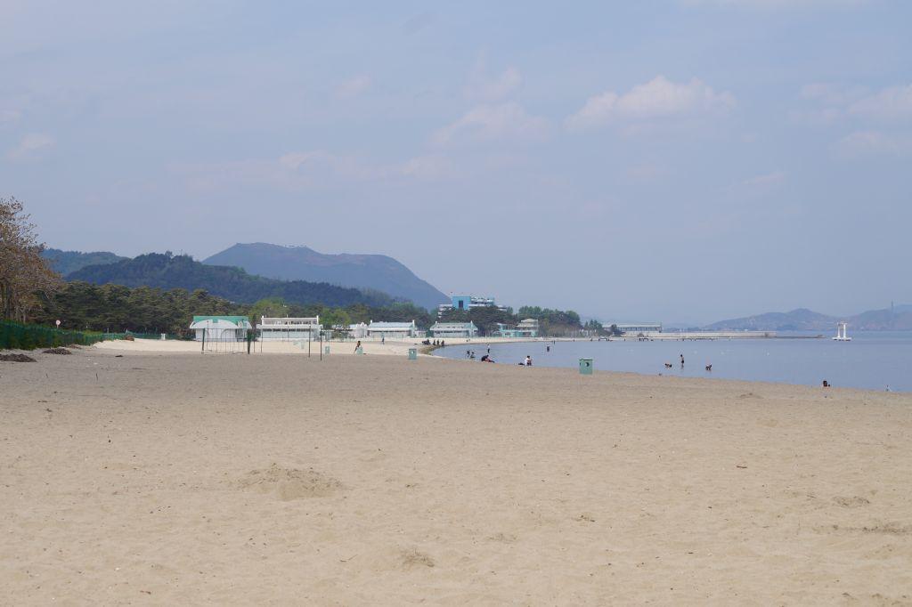 Wonsan - plaża