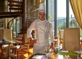 Receitas do Chef Executivo do Hilton SP Morumbi