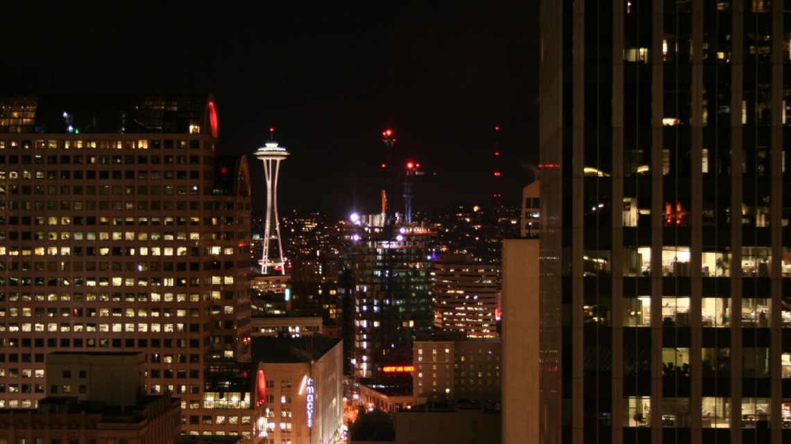 Space Needle a