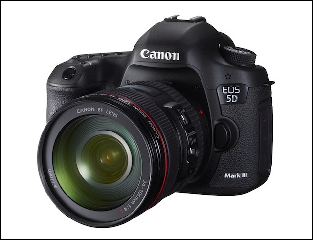 Comparing the Canon 5D Mark II, 5D Mark III and 6D (2/3)