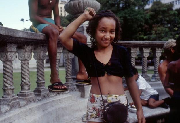Feral Street Girl, Belem