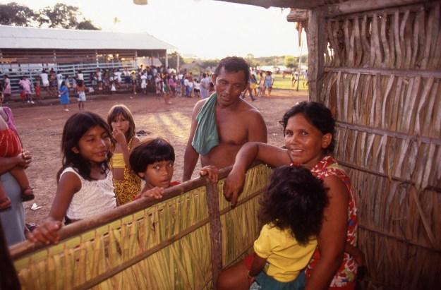 Claudio Visiting Family in Muritinga