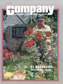ES Company Magazine Cover
