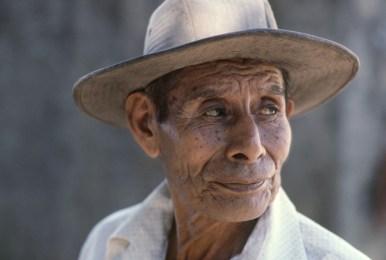 Man Who As a Child, Knew Sandino