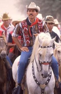 Ortega on White Horse