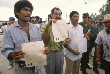 Tipitapa Prisoner Release