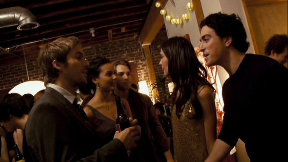Cloverfield - Rob, Jason, Lily and Beth