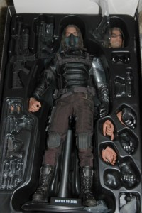 Hot Toys The Winter Soldier - in package