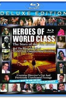 Heroes of World Class blu-ray