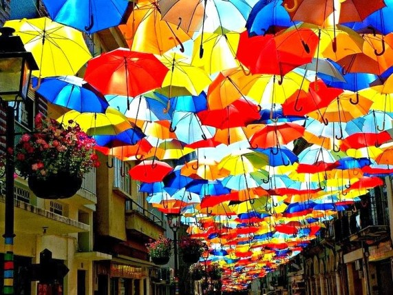 colourfull-umbrella