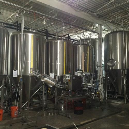 Half Full Brewery, Stamford.