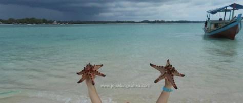 pulau pasir bangka belitung 1