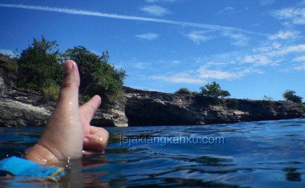 snorkeling tanjung cumi lombok 1