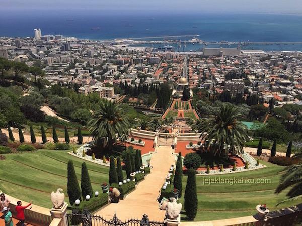 haifa garden israel 1