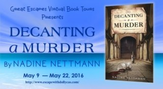 decanting a murder large banner new346