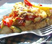 Zapiekanka ziemniaczana z fasolką szparagową