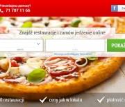 Zamawianie jedzenia online w pyszne.pl
