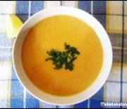 Mercimek Corbasi, czyli Turecka zupa z czerwonej soczewicy