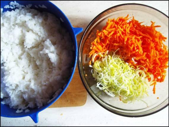 Ryżowe kotlety