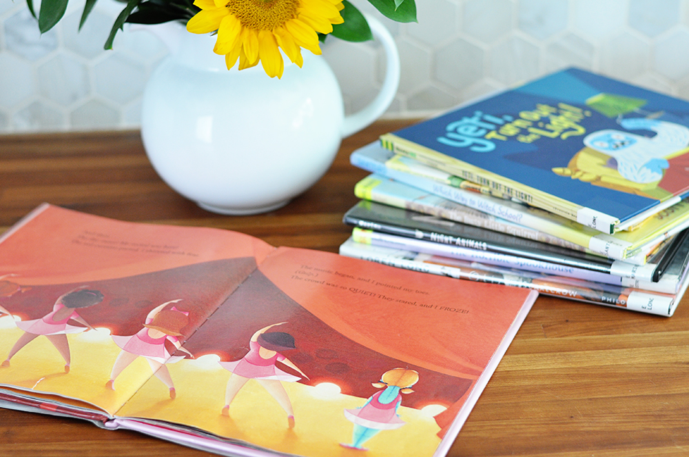 what we're reading: october picture books