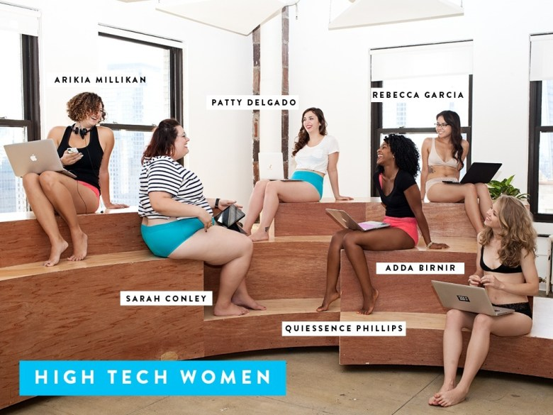 high tech women