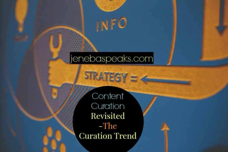 content curation revisted