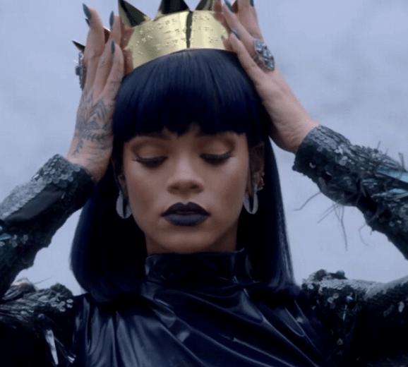 rihanna anti crown